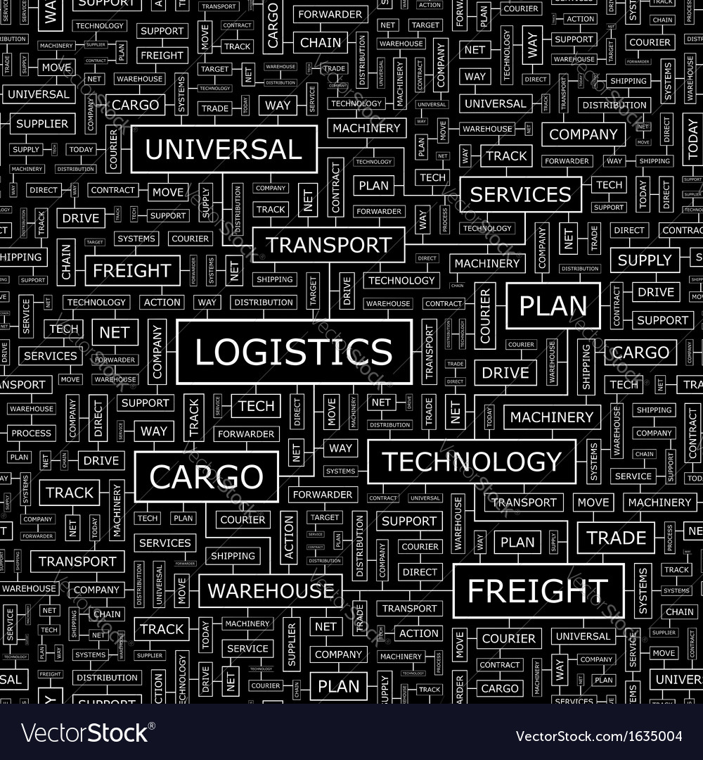 Logistics vector | Price: 1 Credit (USD $1)