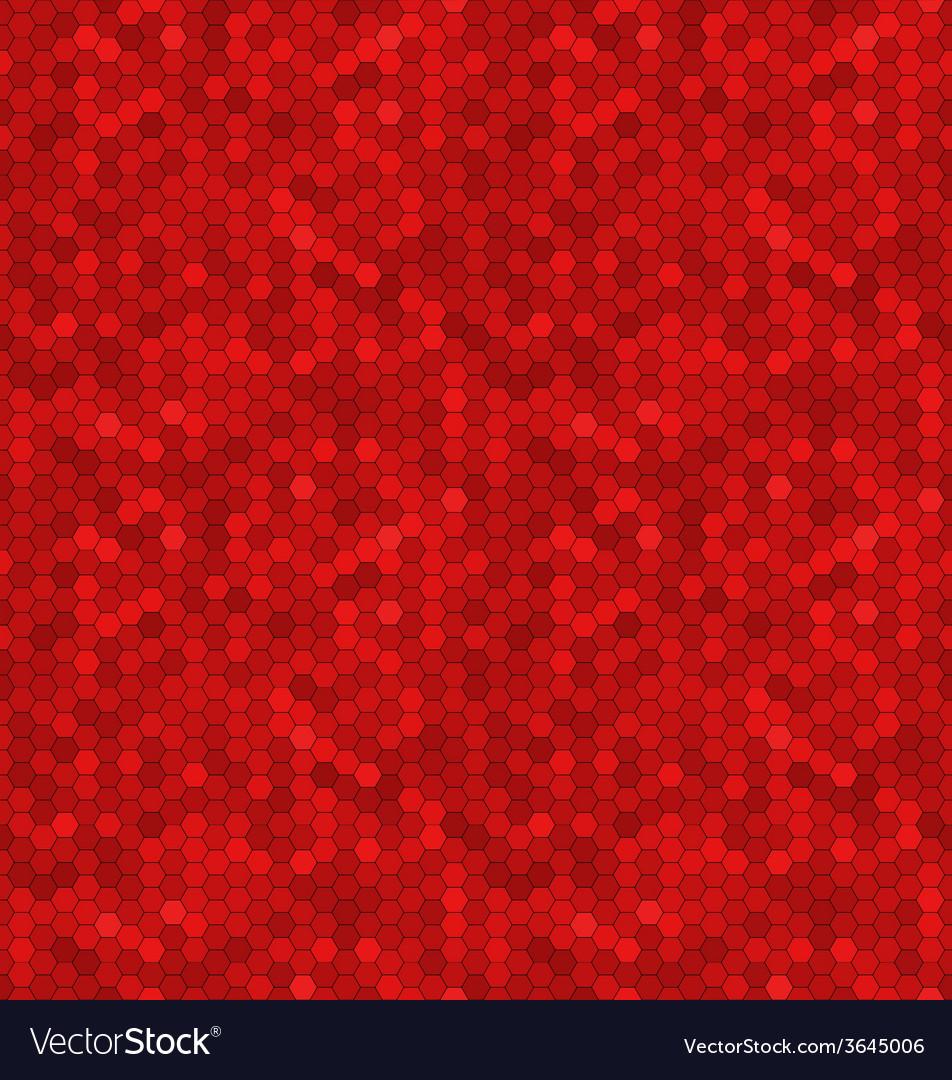 Hexagon ornament vector | Price: 1 Credit (USD $1)