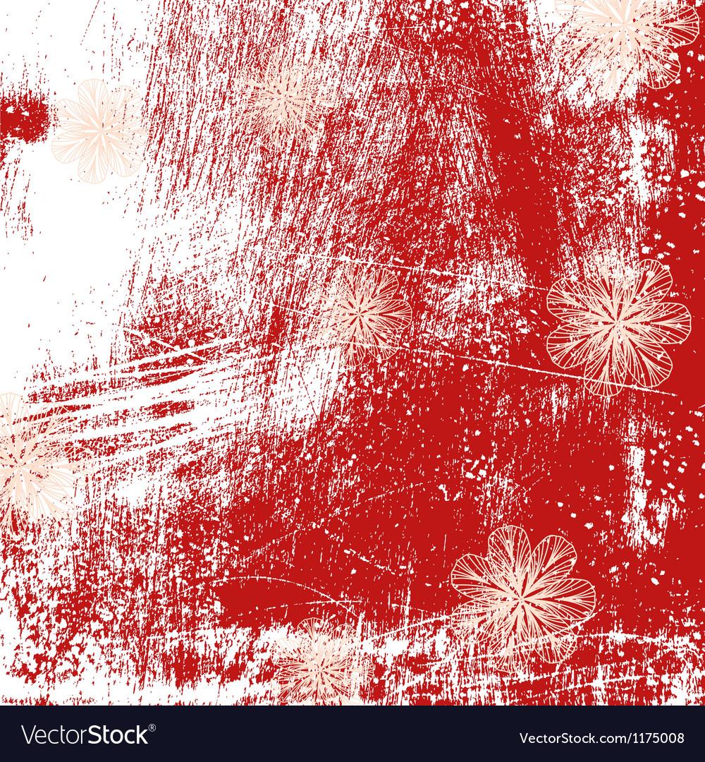Brushed grunge background vector | Price: 1 Credit (USD $1)