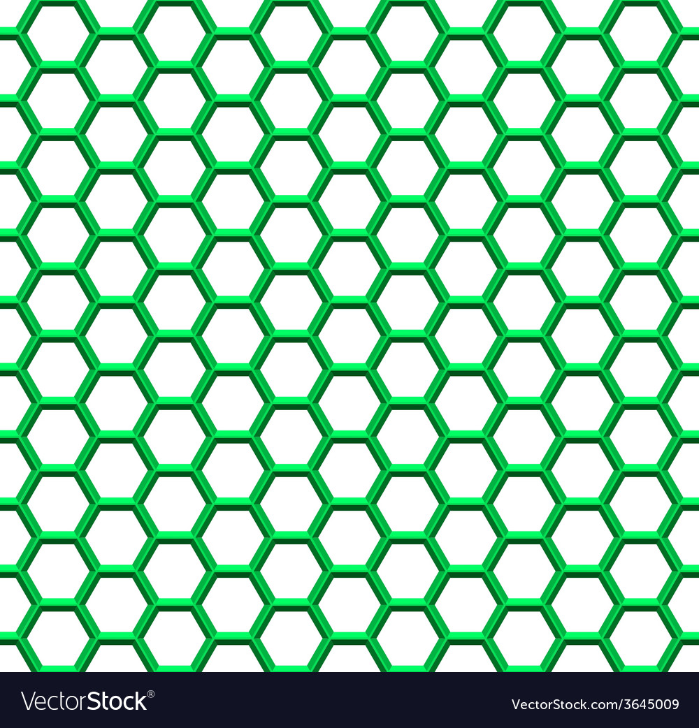 Hexagonal net vector | Price: 1 Credit (USD $1)