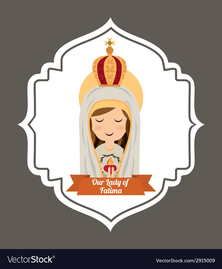 Holy mary vector | Price: 1 Credit (USD $1)