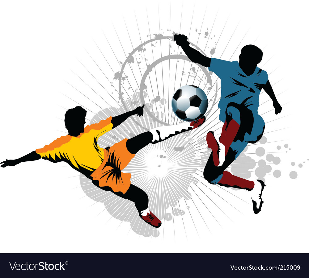Soccer skill vector | Price: 1 Credit (USD $1)
