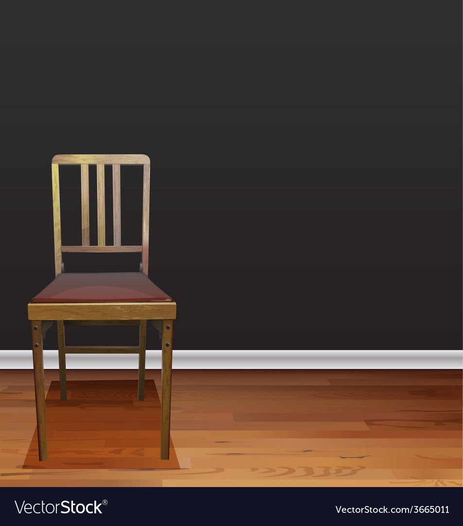 A chair vector | Price: 3 Credit (USD $3)