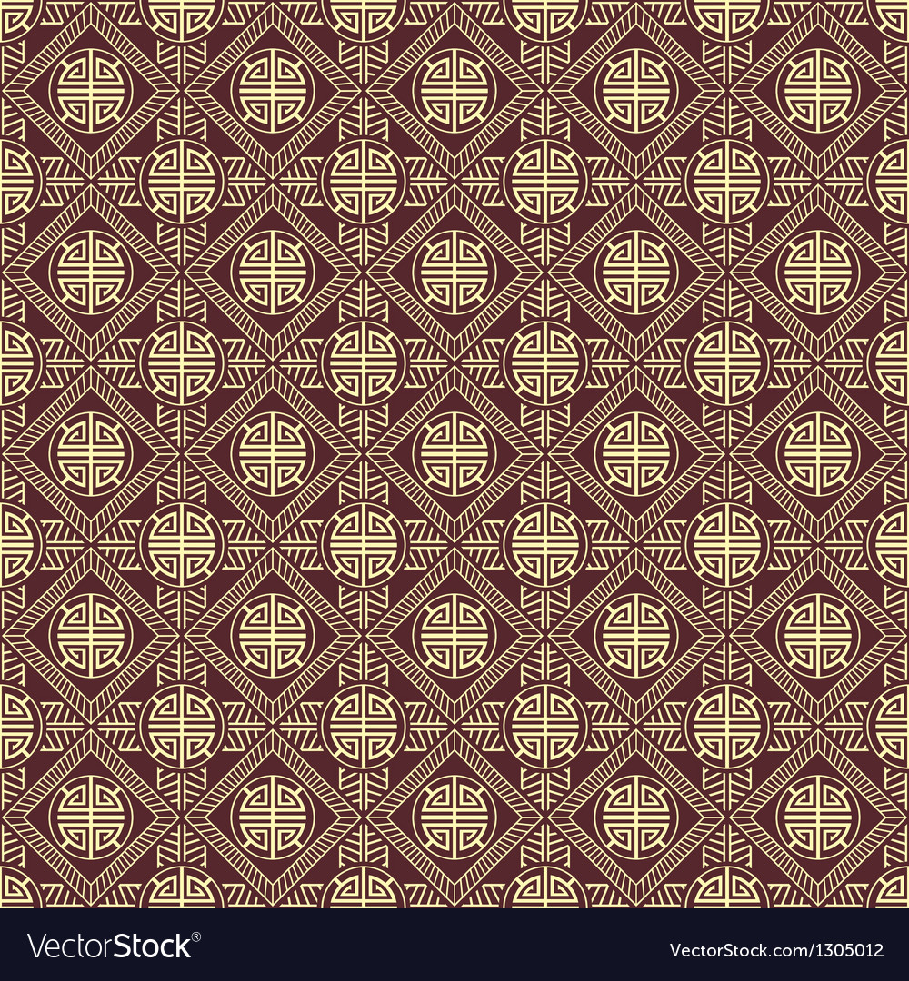 Brown colors plaid pattern vector | Price: 1 Credit (USD $1)