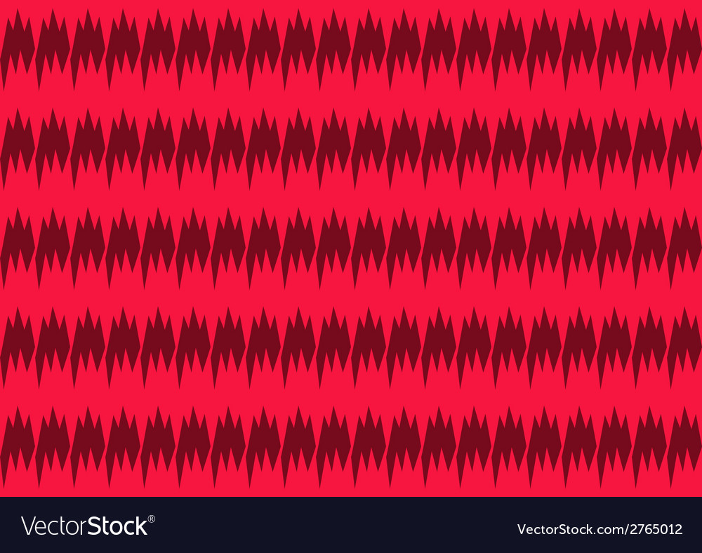 Decorative red pattern card  seamless pattern vector | Price: 1 Credit (USD $1)