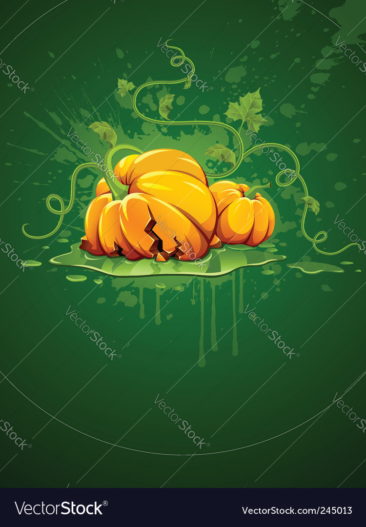 Halloween backgrounds vector | Price: 3 Credit (USD $3)