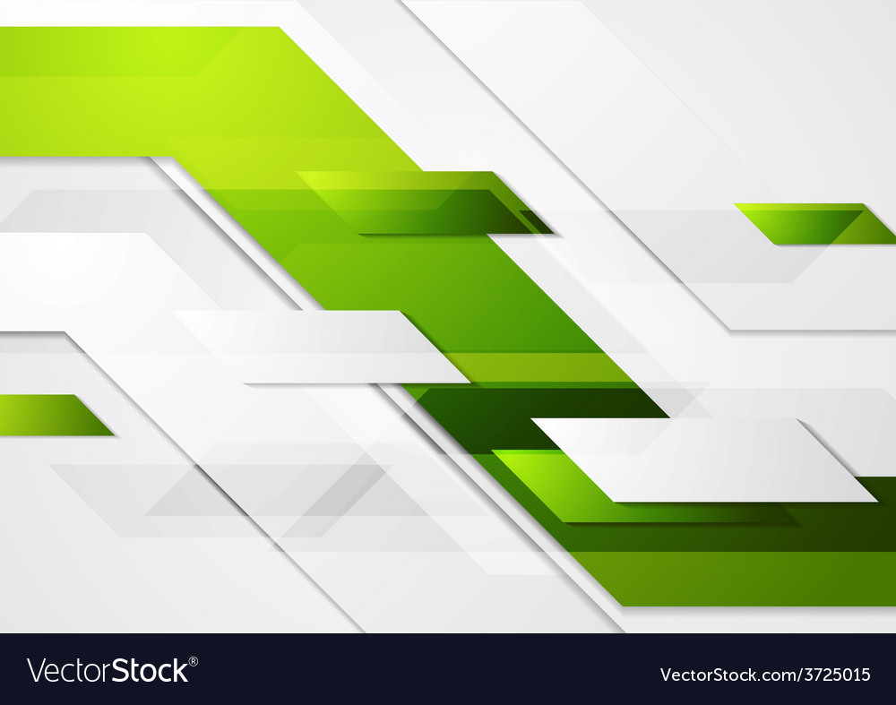 Green tech corporate motion background vector | Price: 1 Credit (USD $1)