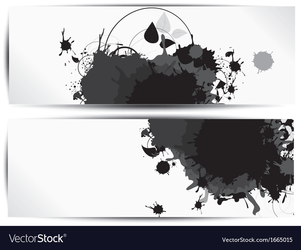 Splash on abstract background vector | Price: 1 Credit (USD $1)