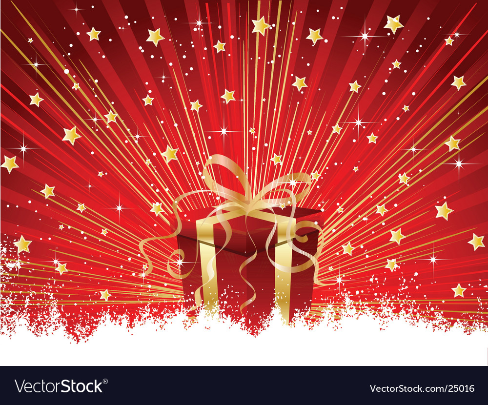 Christmas presents vector | Price: 1 Credit (USD $1)