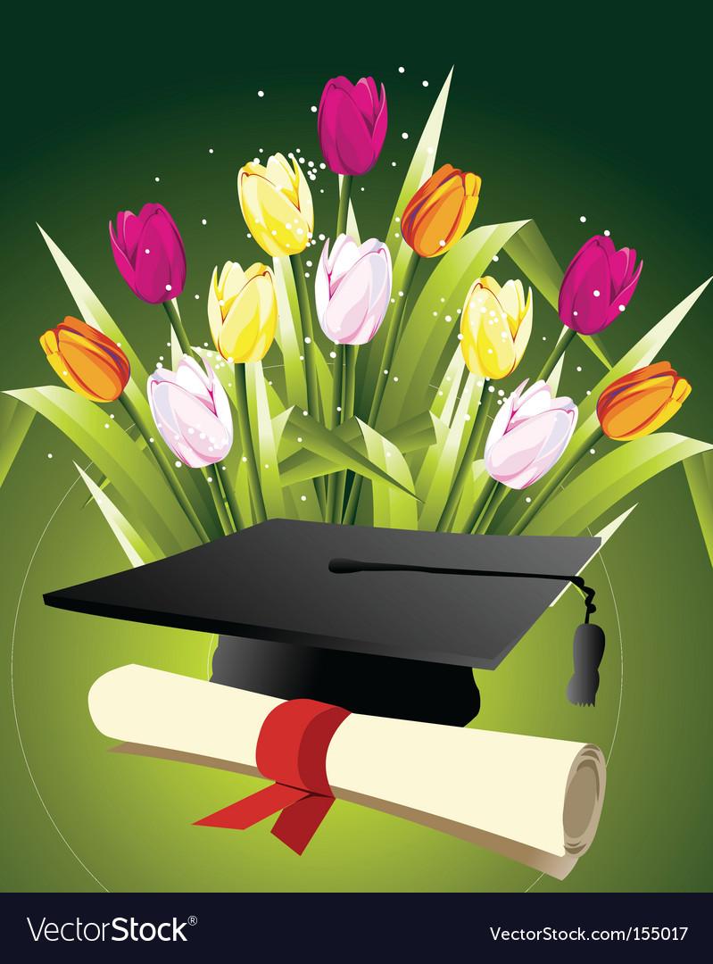 Happy graduation vector   Price: 1 Credit (USD $1)
