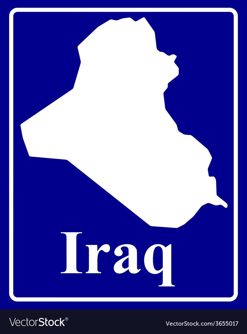 Iraq vector | Price: 1 Credit (USD $1)