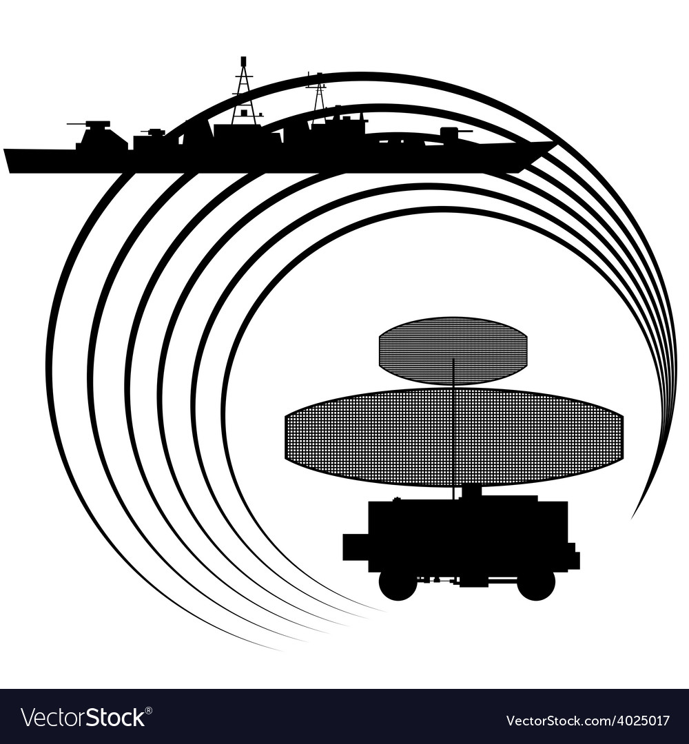 Radar vector | Price: 1 Credit (USD $1)