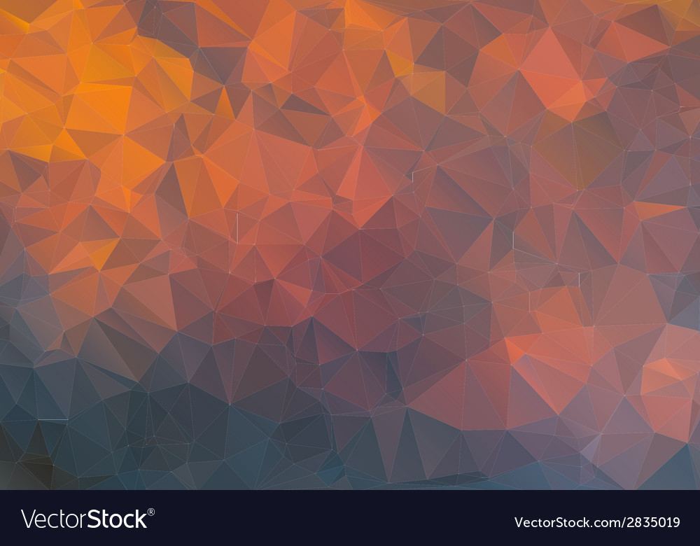 Abstract background polygon vector | Price: 1 Credit (USD $1)