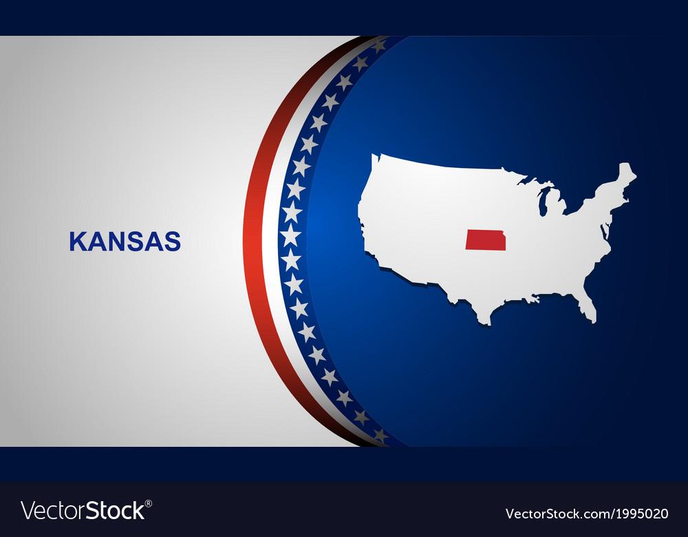 Kansas vector   Price: 1 Credit (USD $1)