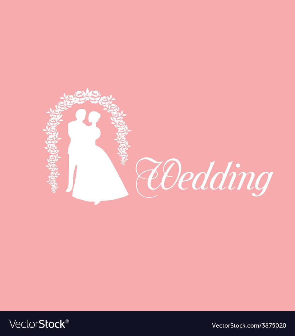 Wedding logo vector   Price: 1 Credit (USD $1)