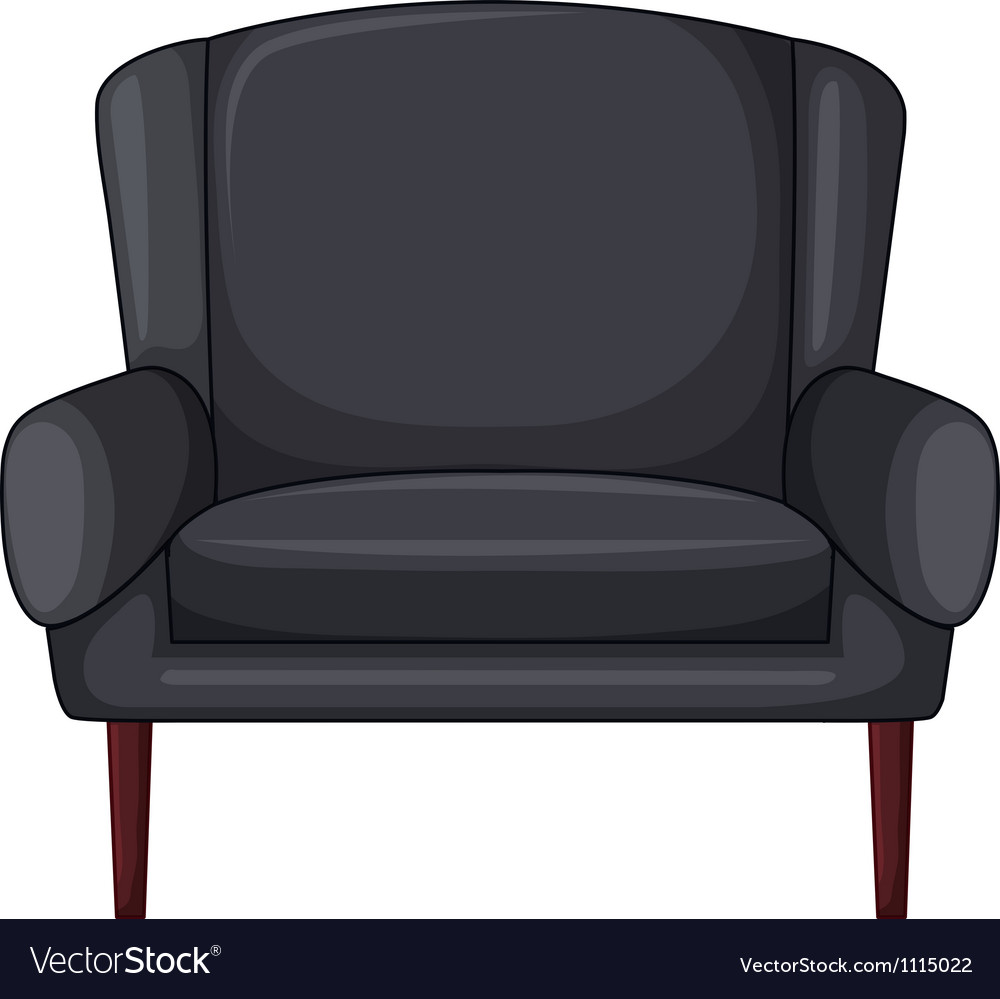 An armchair vector | Price: 1 Credit (USD $1)