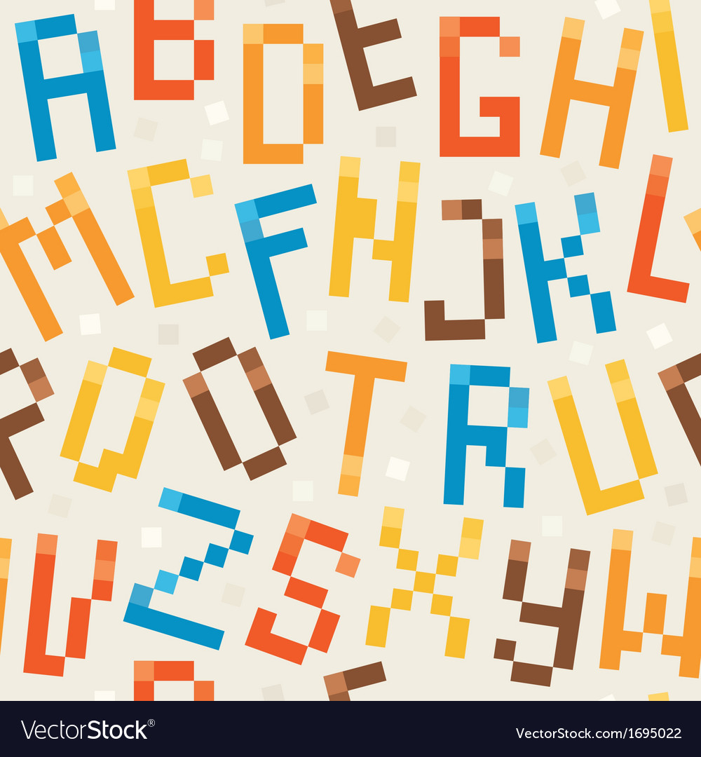 Font pattern vector   Price: 1 Credit (USD $1)