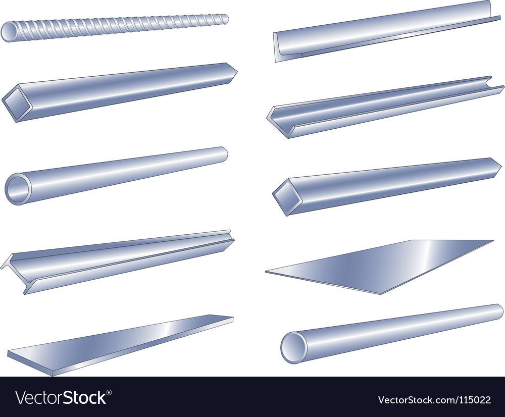 Metal pipe vector | Price: 1 Credit (USD $1)
