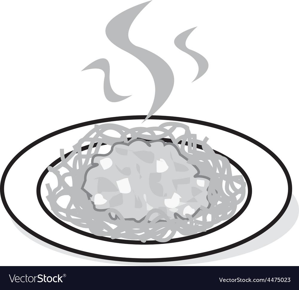 Pasta vector | Price: 1 Credit (USD $1)