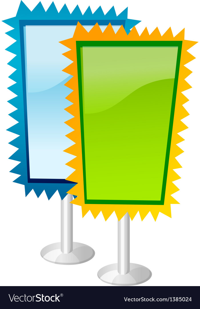 Icon pickets vector | Price: 1 Credit (USD $1)
