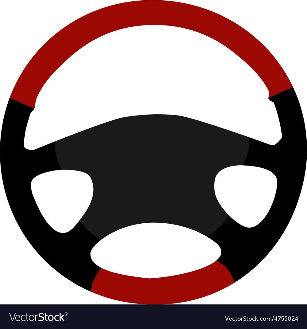 Steering wheel vector | Price: 1 Credit (USD $1)