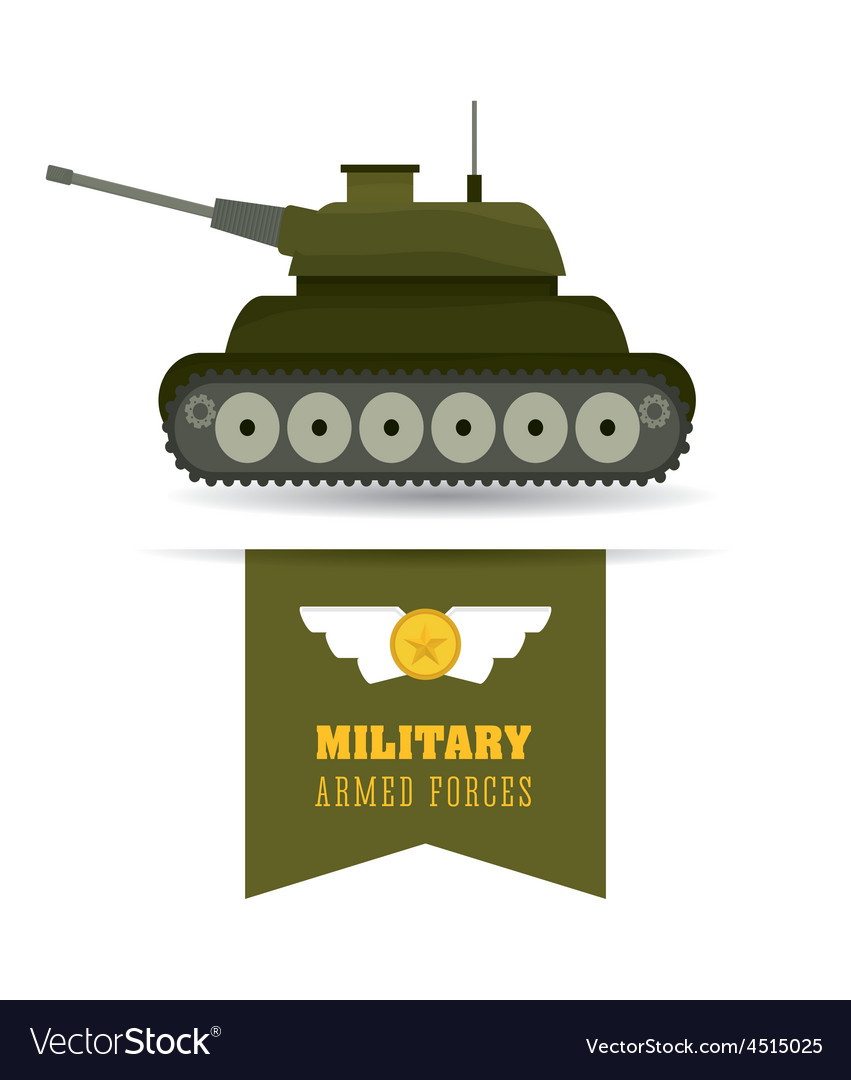 Army design vector | Price: 1 Credit (USD $1)