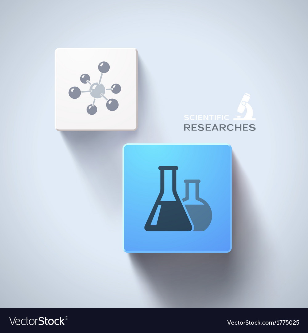 Chemical concept vector | Price: 1 Credit (USD $1)