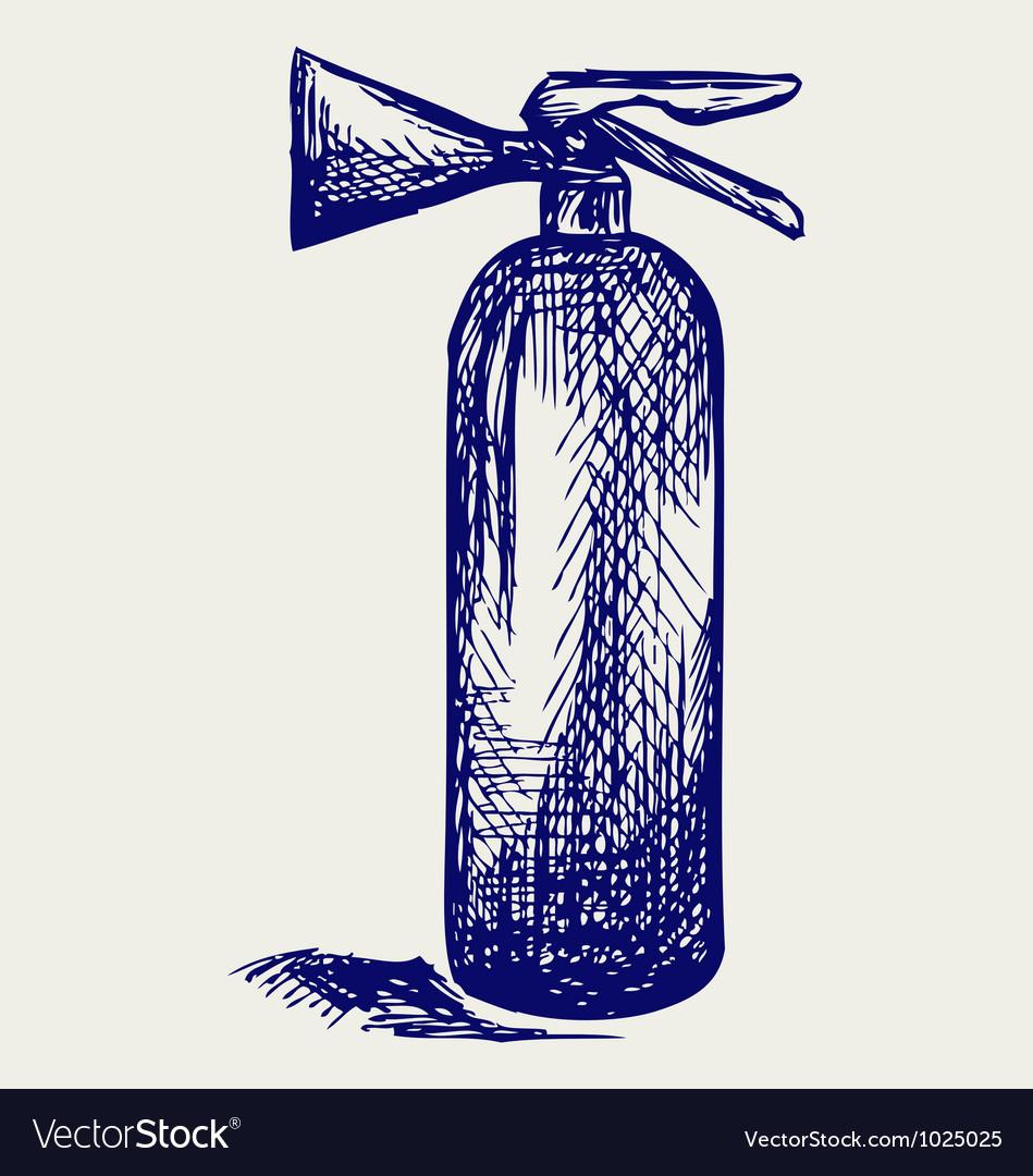Fire extinguisher vector   Price: 1 Credit (USD $1)