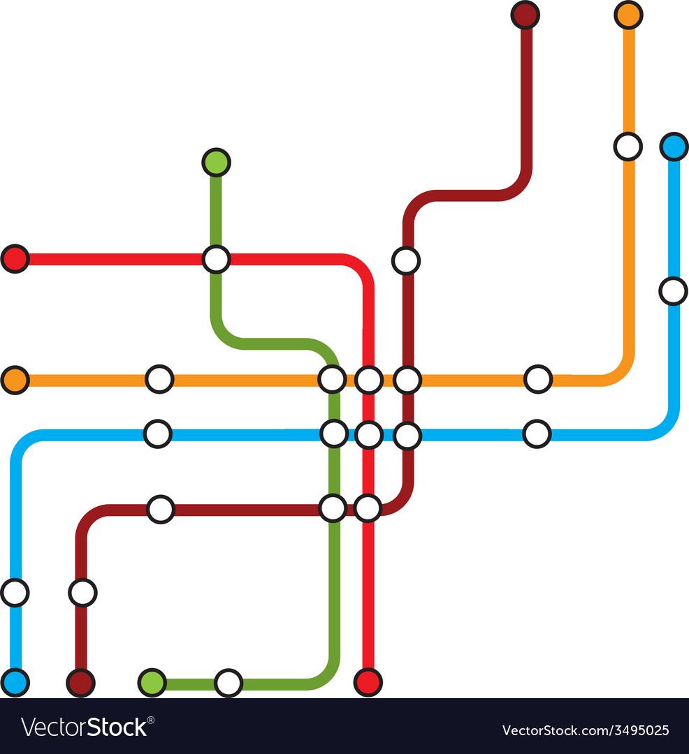 Metro vector   Price: 1 Credit (USD $1)