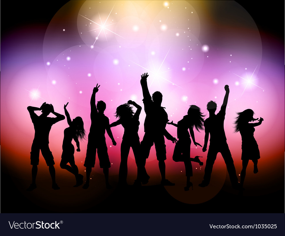 Party time 1809 vector | Price: 1 Credit (USD $1)