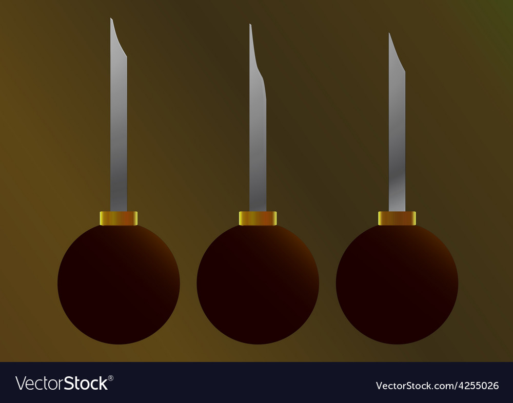 Gouge vector | Price: 1 Credit (USD $1)
