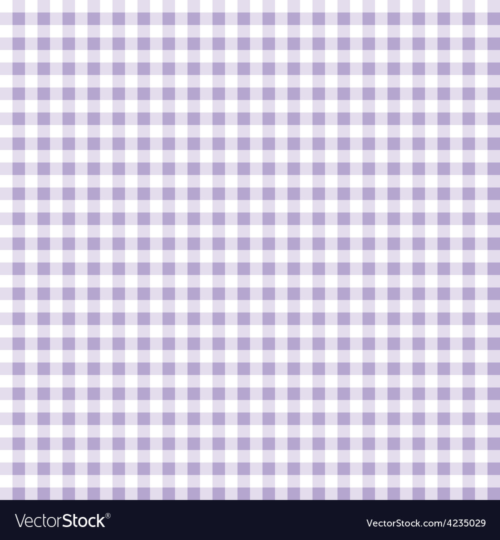 Checkered cloth picnic seamless tablecloth fabric vector | Price: 1 Credit (USD $1)