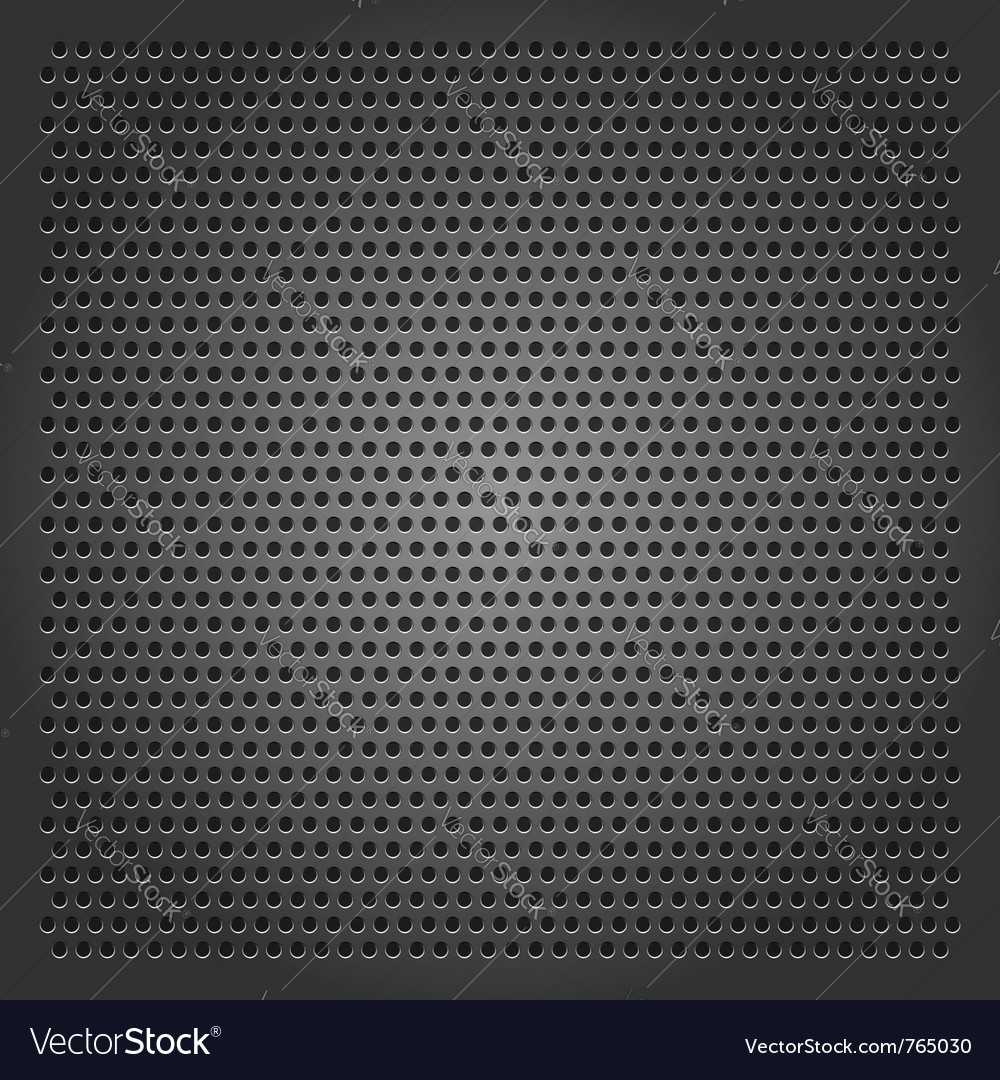 Background perforated sheet vector | Price: 1 Credit (USD $1)