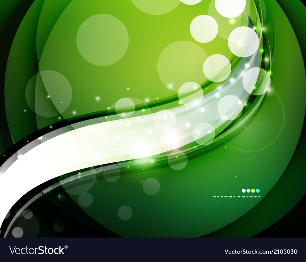 Futuristic white wave design vector | Price: 1 Credit (USD $1)