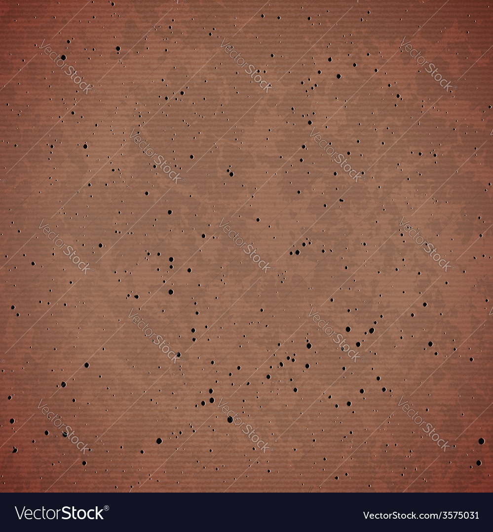 Rusty surface with holes vector | Price: 1 Credit (USD $1)