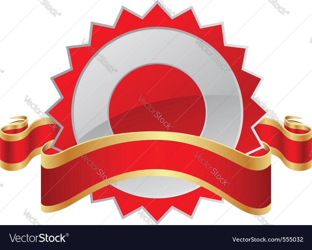Blank guarantee label vector   Price: 1 Credit (USD $1)