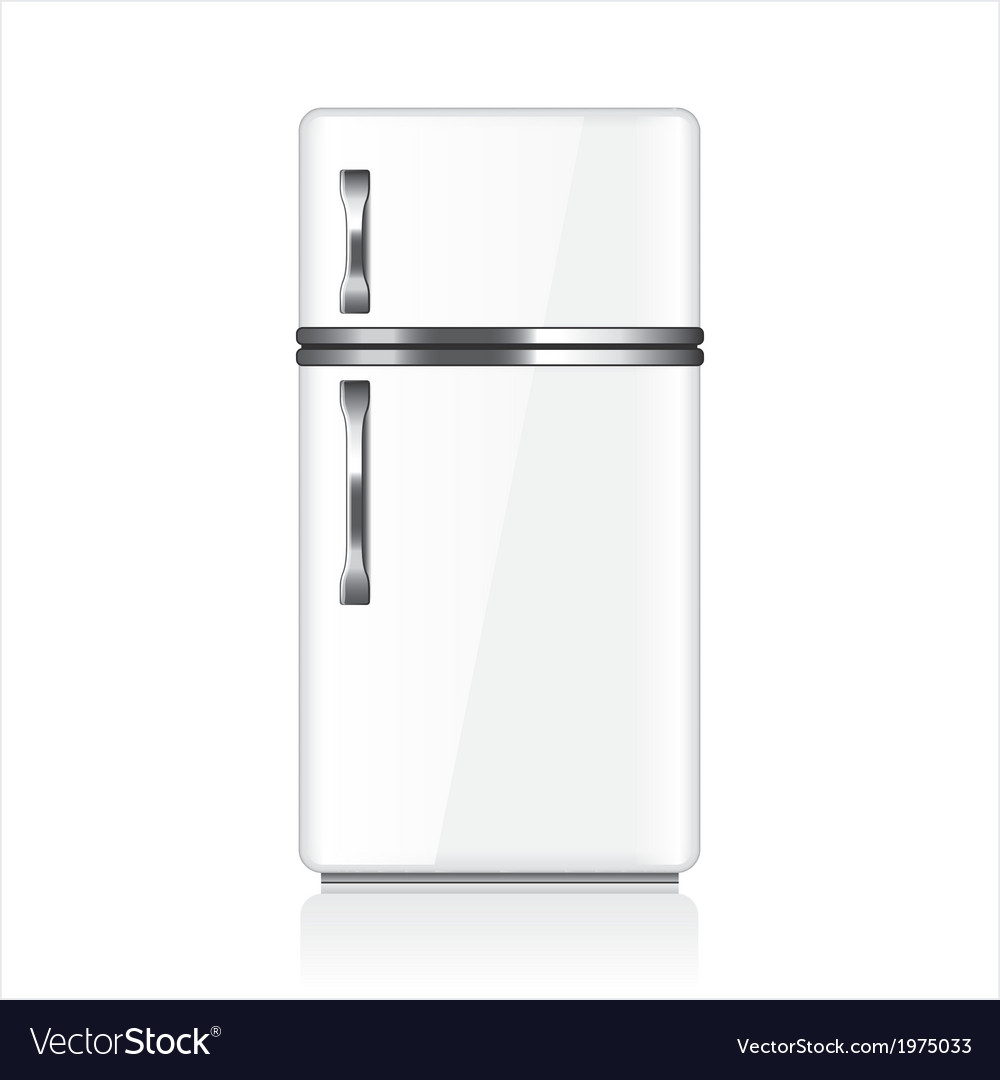 Object fridge vector | Price: 1 Credit (USD $1)