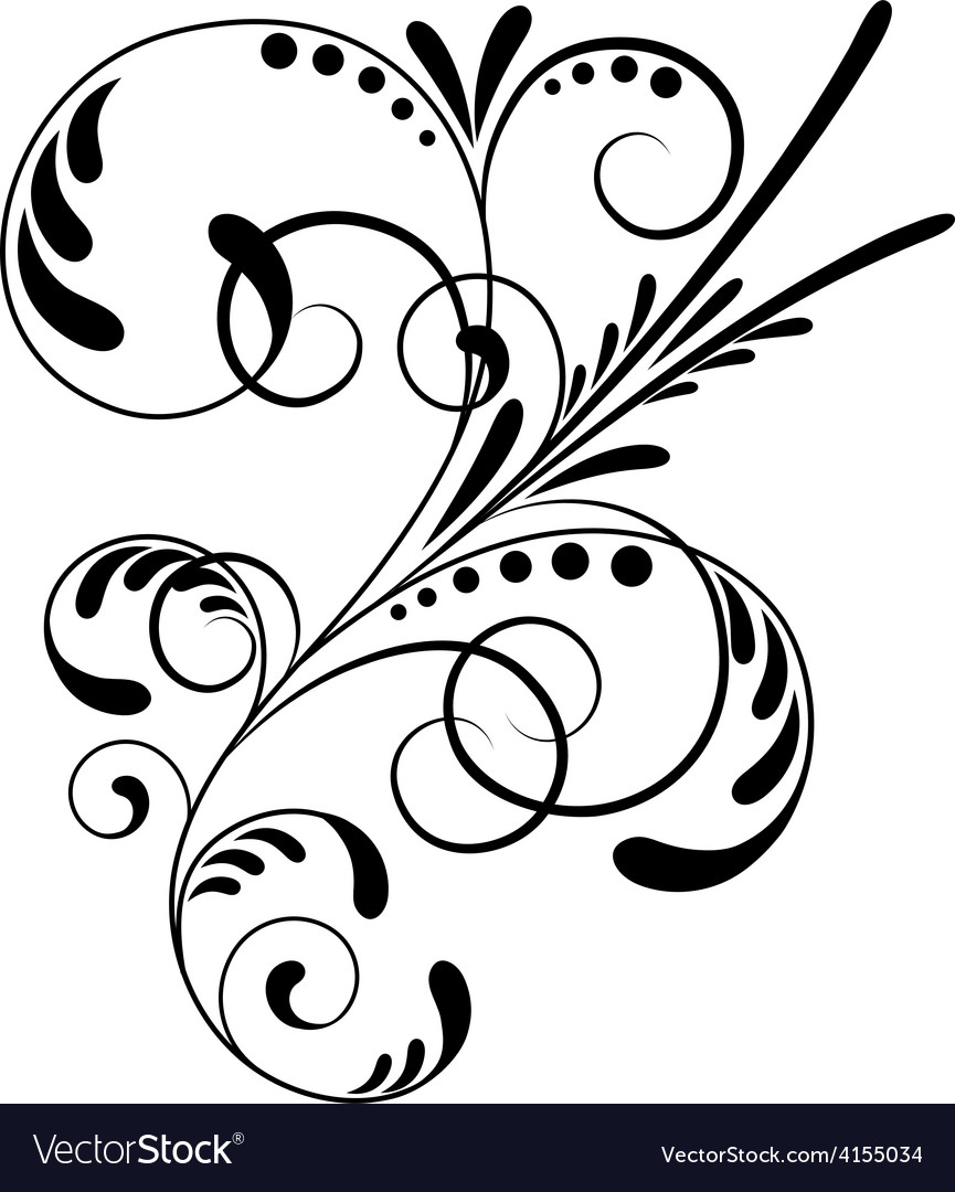 Element of ornament 1301 vector | Price: 1 Credit (USD $1)