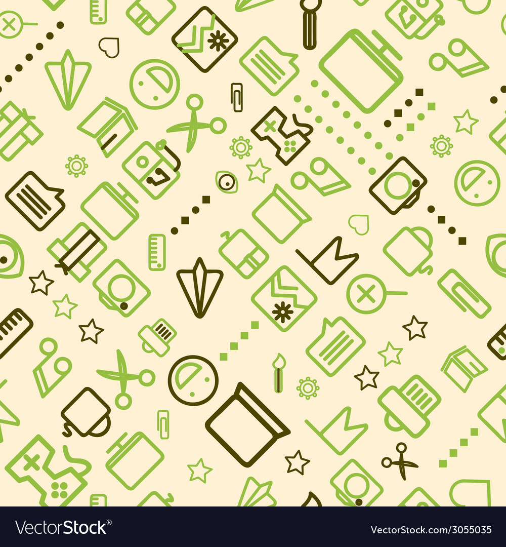 Seamless creative background vector | Price: 1 Credit (USD $1)