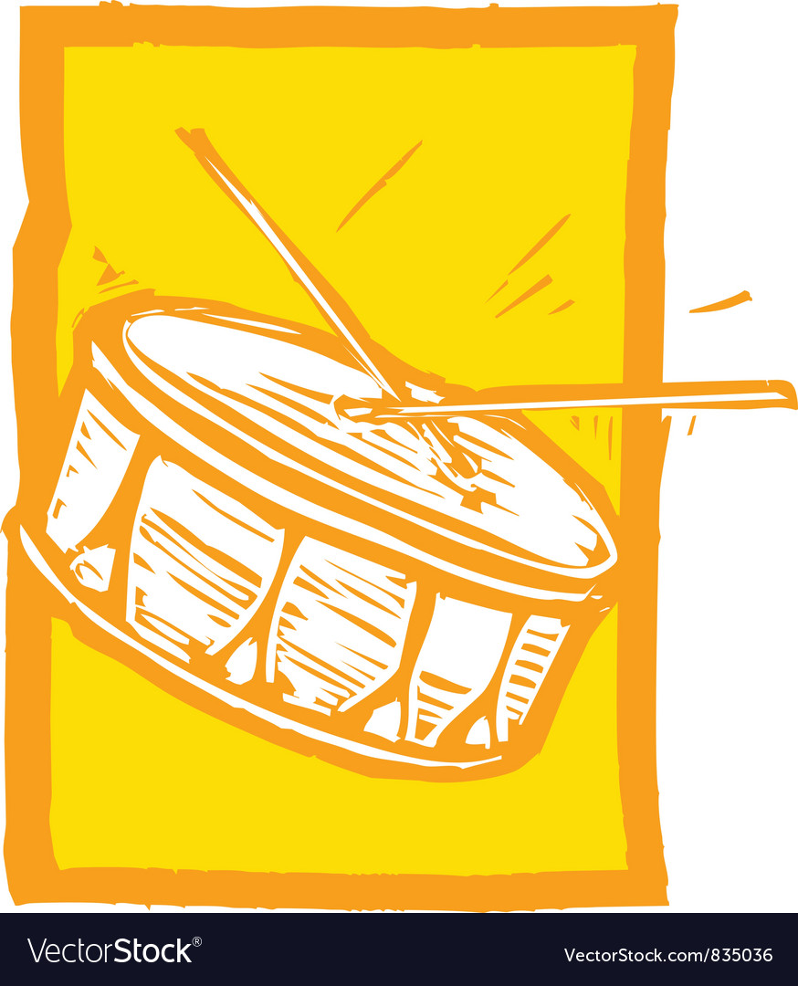 Snare drum vector | Price: 1 Credit (USD $1)