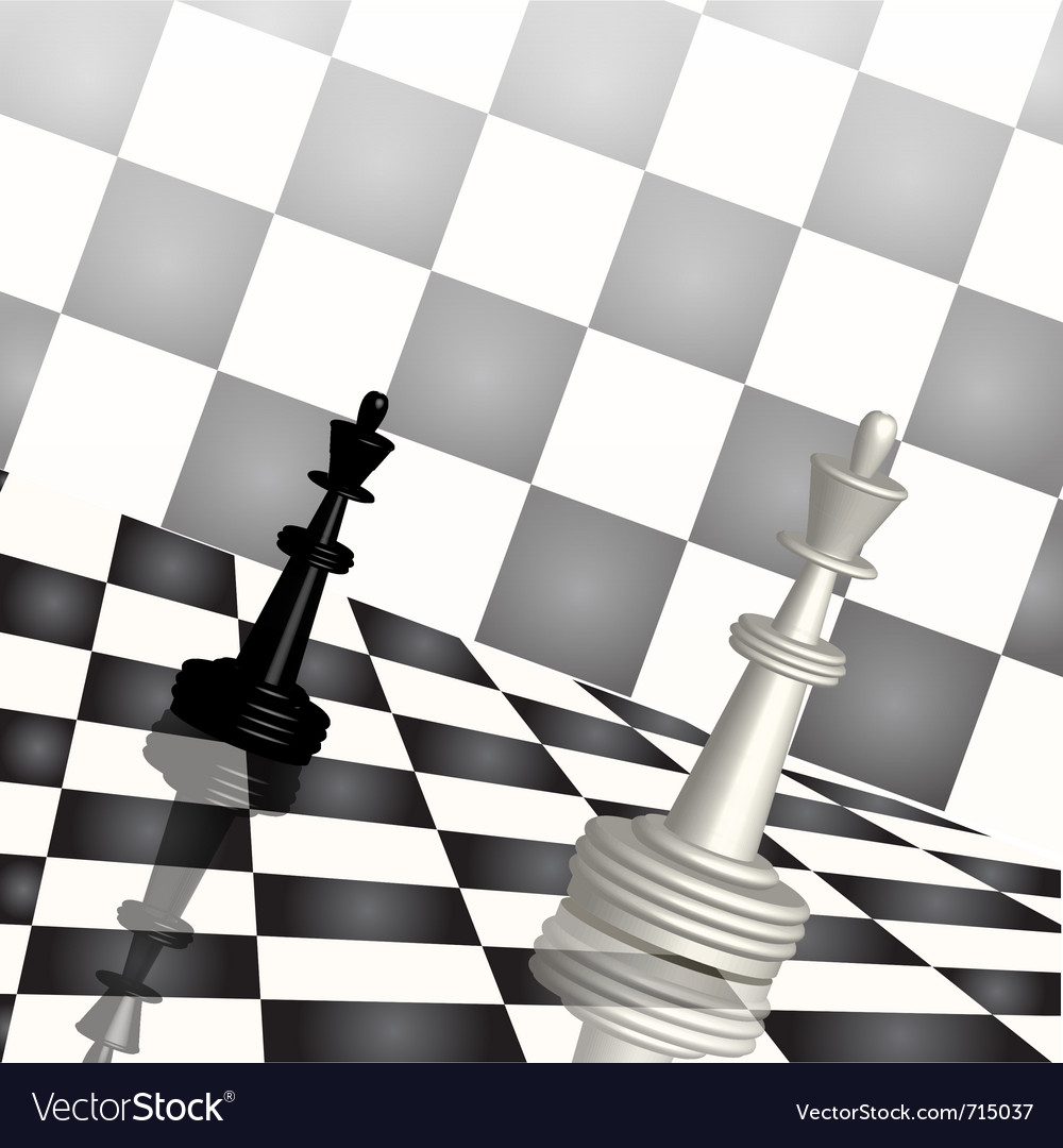 Chess figures vector | Price: 1 Credit (USD $1)
