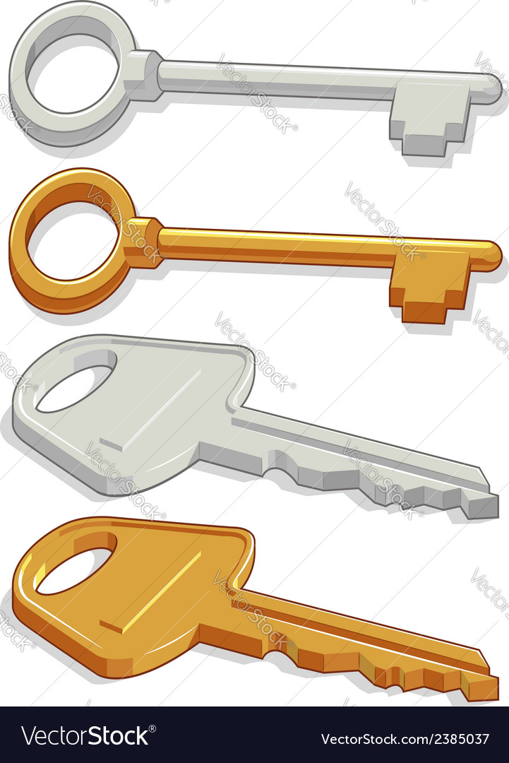 Key brass steel vector   Price: 1 Credit (USD $1)