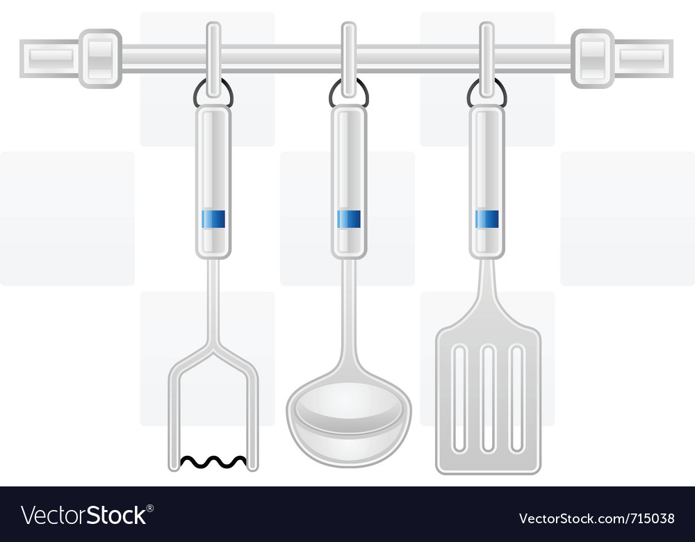 Kitchen tools vector | Price: 3 Credit (USD $3)