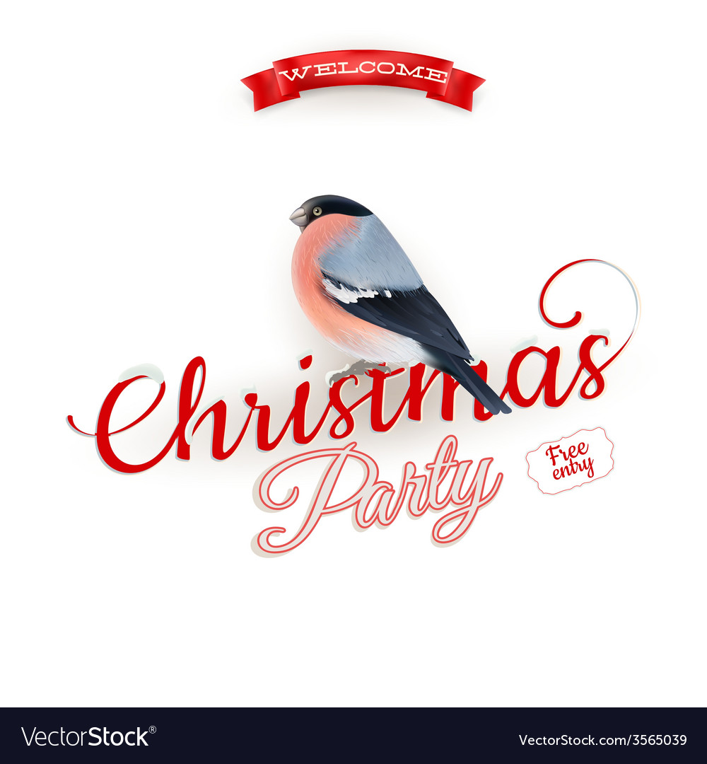 Merry christmas greeting card eps 10 vector | Price: 3 Credit (USD $3)