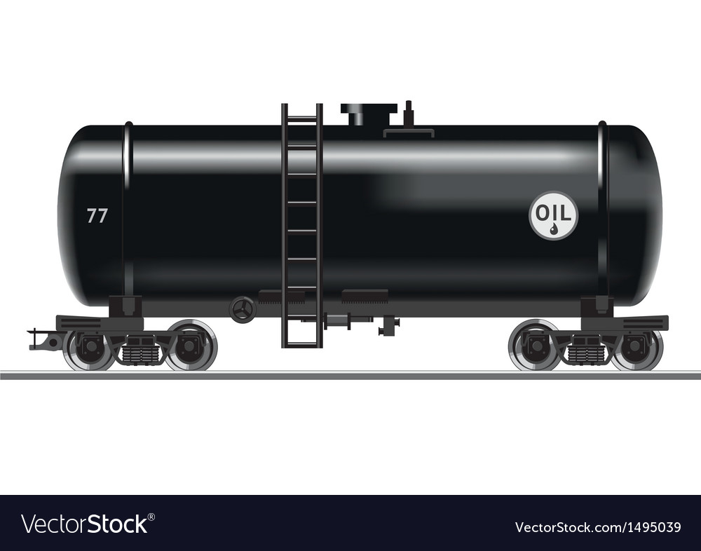 Oil tank vector | Price: 1 Credit (USD $1)