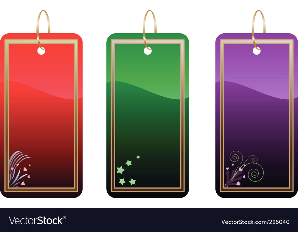 Reflected label vector | Price: 1 Credit (USD $1)