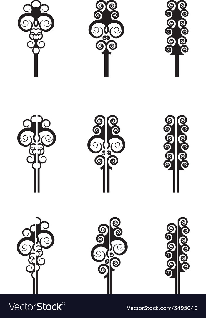Tree symbol vector | Price: 1 Credit (USD $1)