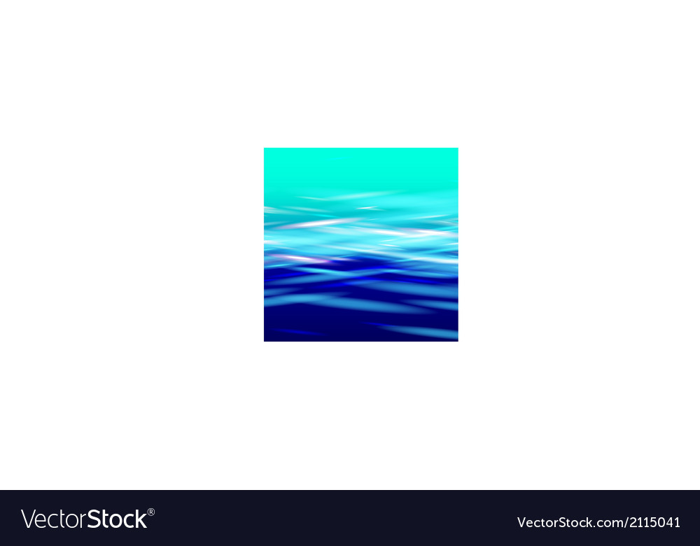 Sea and sky vector | Price: 1 Credit (USD $1)