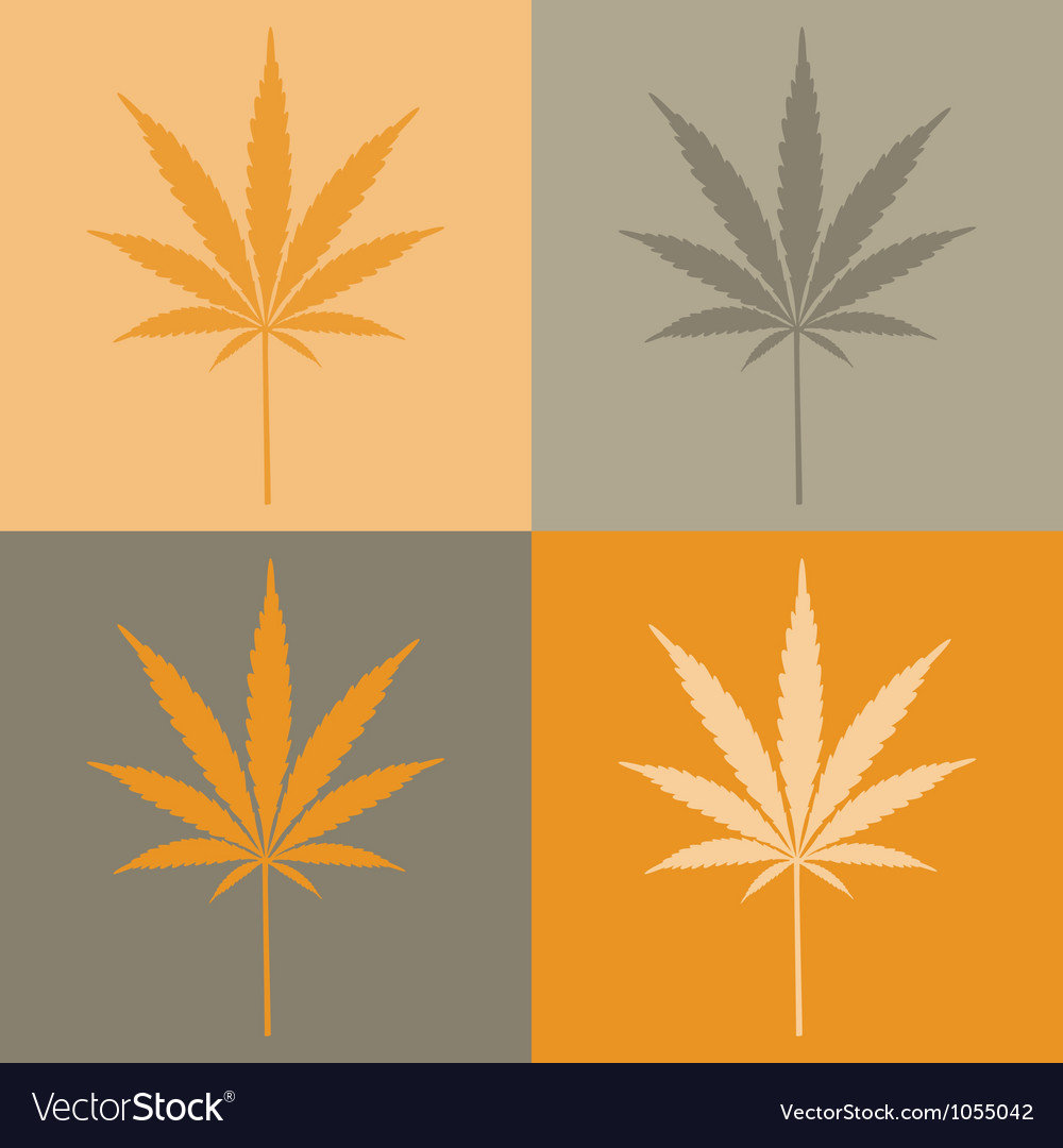 Marijuana leaves vector | Price: 1 Credit (USD $1)