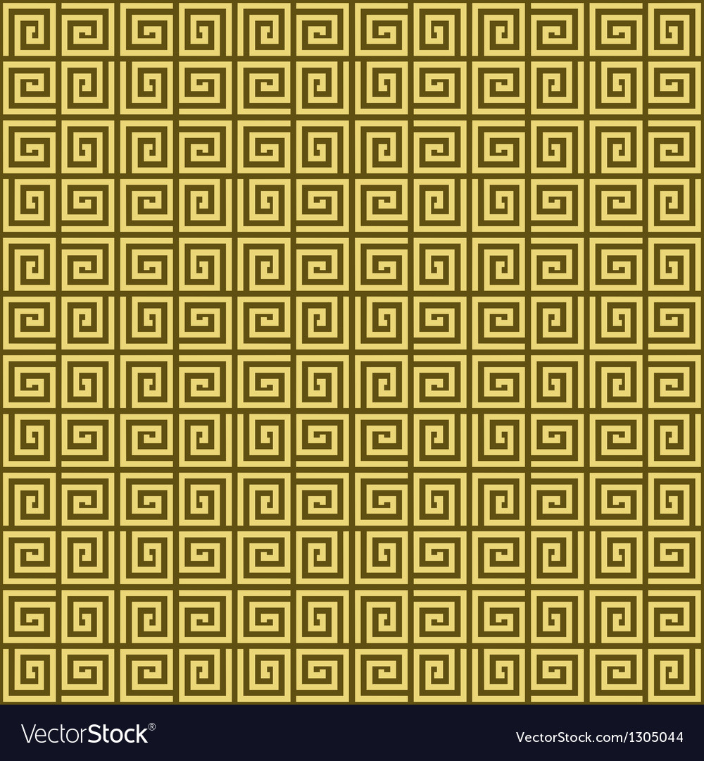 Beige colors square grid pattern design vector | Price: 1 Credit (USD $1)